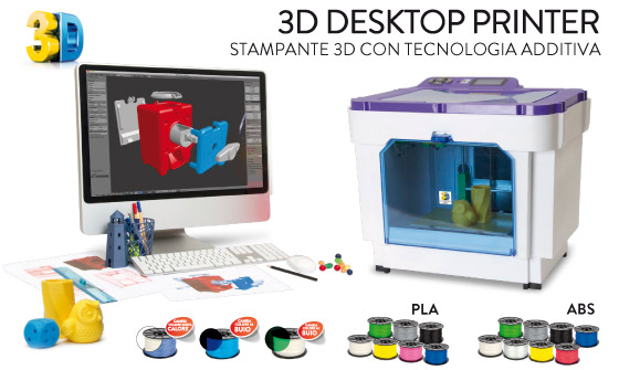 Desktop 3D Printer