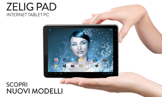 Zelig Pad Tablet PC
